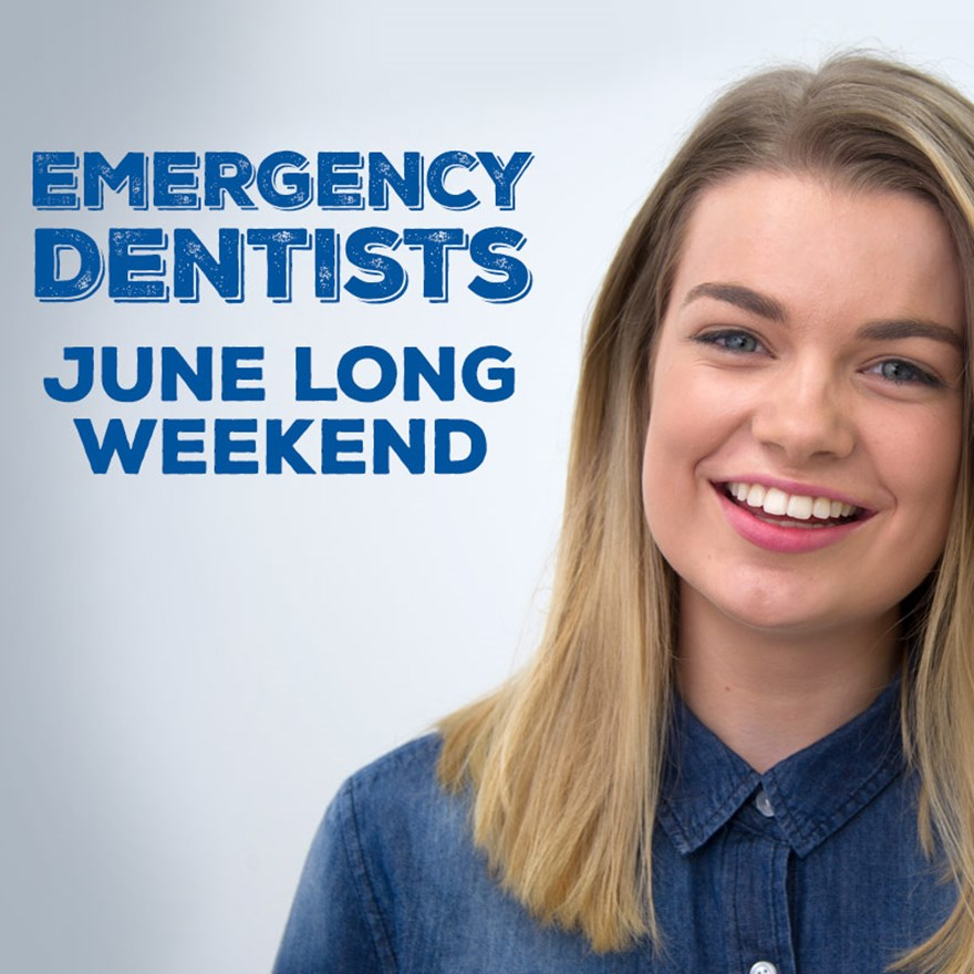 Need a Dentist this June Long Weekend? Image