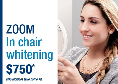 Zoom in Chair Whitening Warragul Special Offer IMAGE