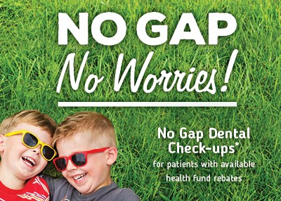 No Gap Special Offer IMAGE