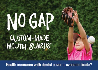 Custom Made Mouth Guards - Insured Special Offer IMAGE