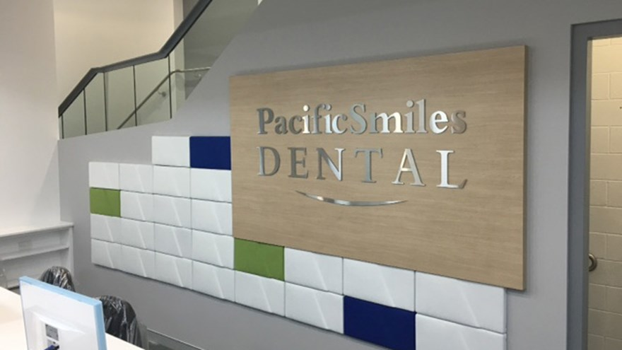 Haymarket dentist's relocation to Town Hall complete! Image