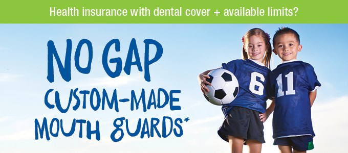 Custom Made Mouth Guards - Insured IMAGE