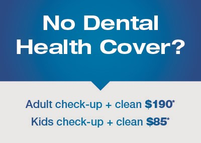 Fixed Price for Non-Insured patients Special Offer IMAGE