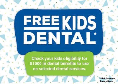 Child Dental Benefits Schedule Special Offer IMAGE