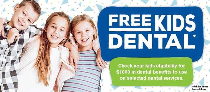 Child Dental Benefits Schedule IMAGE