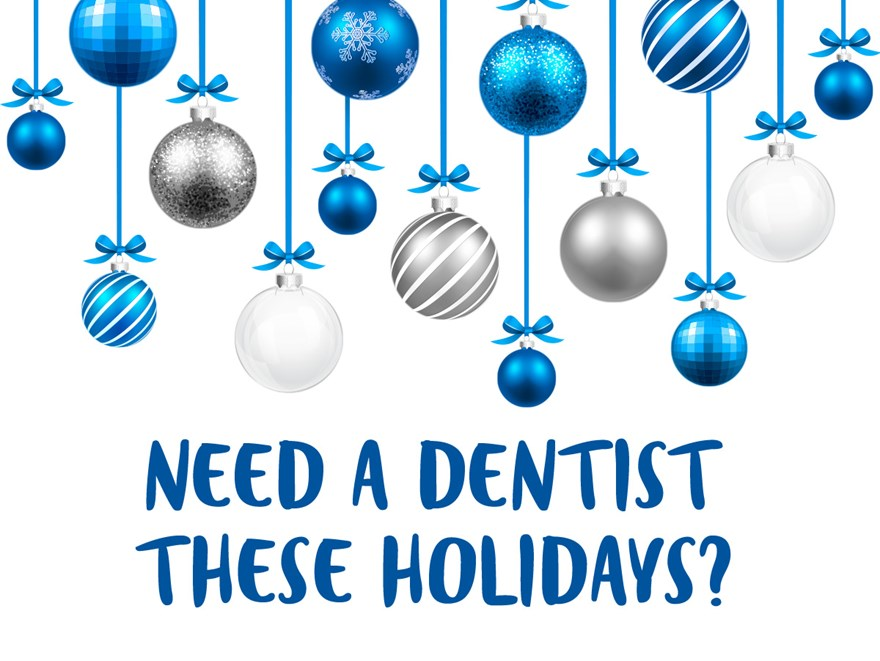 Emergency Dental Over The Christmas Period Image