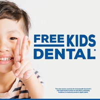 Child Dental Benefit Schedule: Continues in 2017 IMAGE