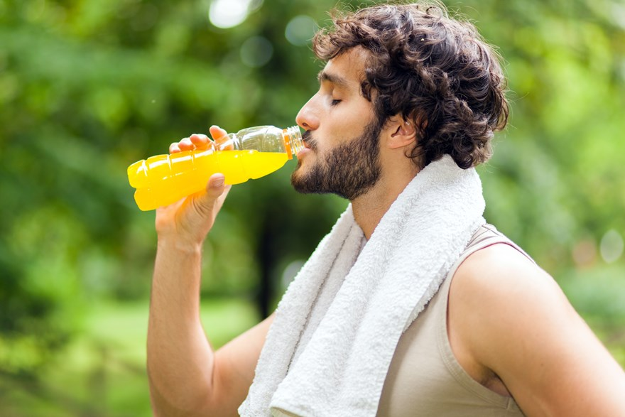Are sports drinks good for your teeth? Image