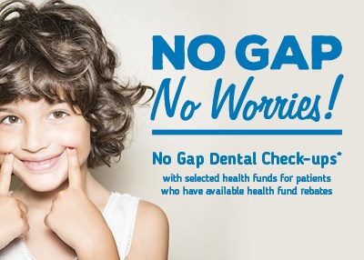 No Gap with selected health funds Special Offer IMAGE