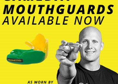 Custom Gameday Mouthguards Special Offer IMAGE