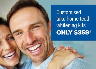 Teeth Whitening $359 - North Lakes Special Offer IMAGE