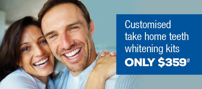 Teeth Whitening $359 - North Lakes IMAGE
