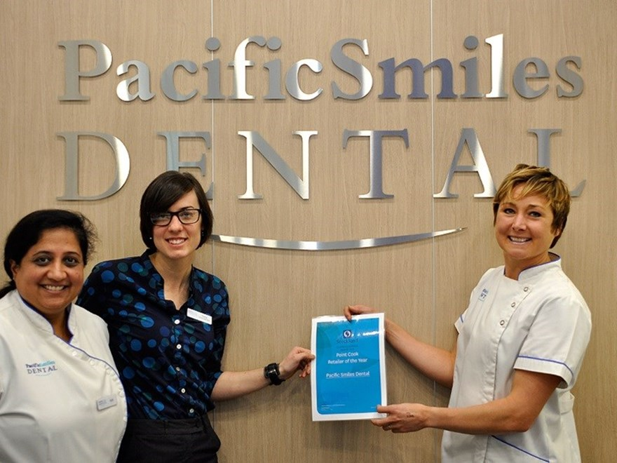 Point Cook dental : Retailer of the Year Image