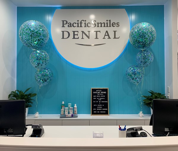 New Caroline Springs dental clinic IMAGE