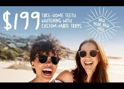 Teeth Whitening $199 Special Offer IMAGE