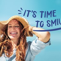 Health Fund Members - It's time to smile! IMAGE