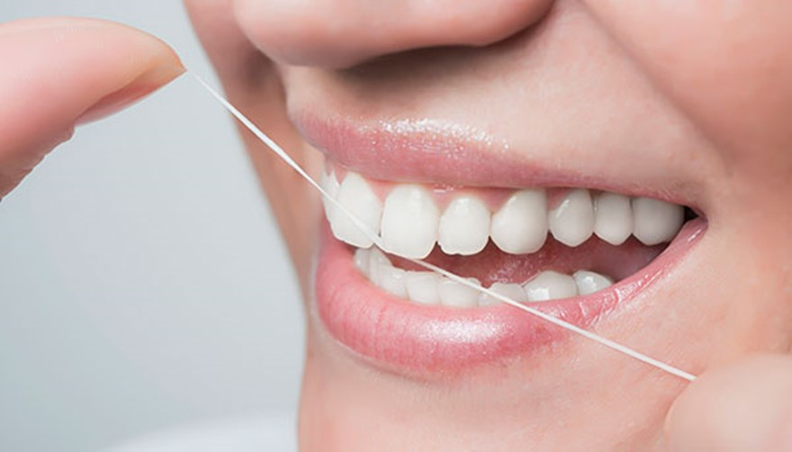 Flossing: Is it part of your routine? Image