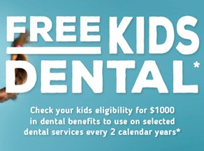 Child Dental Benefits Schedule: Have you used your available benefits? IMAGE