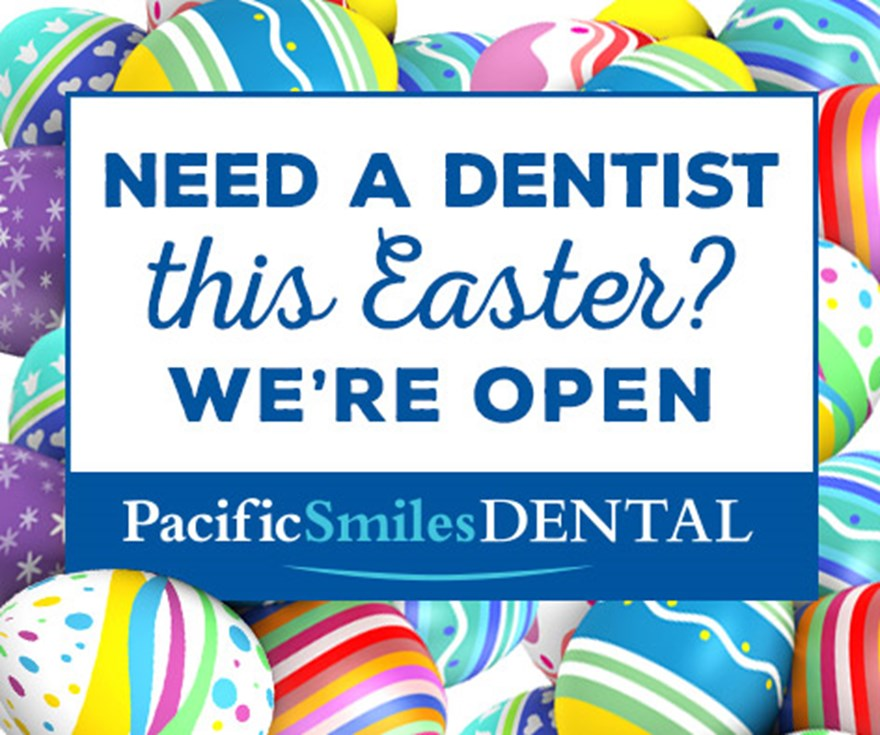Need an emergency dentist over Easter? Image