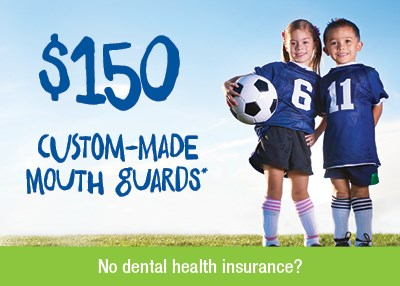 Custom Made Mouth Guards - $150 Cranbourne Special Offer IMAGE