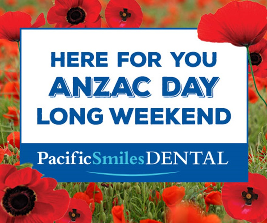 Here for you this ANZAC Day Long Weekend Image