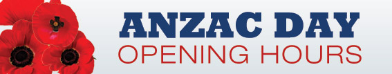 anzac day trading hours - photo #20